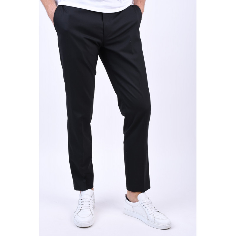 Pantaloni Jack&Jones Roy Trousers Black