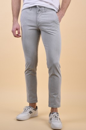 Pantaloni JACK&JONES Marco Cuba Light Grey