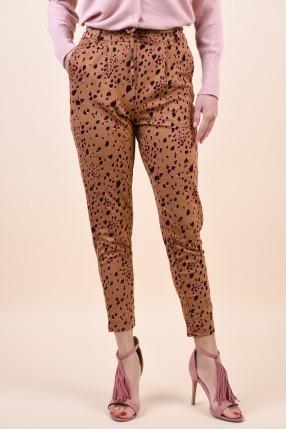 Pantaloni ONLY Poptrash Easy Apaloosa Chipmunk Print Leopard