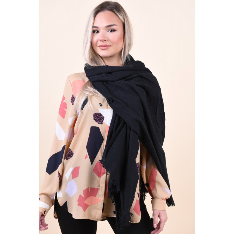 Esarfa Dama Pieces Gabriella Long Scarf