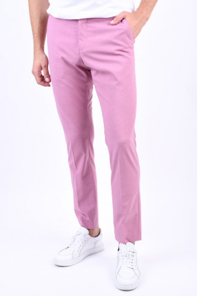 Pantaloni SELECTED Milogan Silver Pink