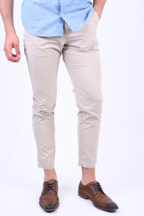 Pantaloni SELECTED Tapered-Luke Simply Taupe