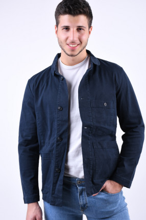 Geaca SELECTED Charles Workwear Dark Sapphire