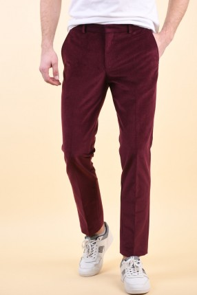 Pantaloni SELECTED Slim-Mylolind Port Royale