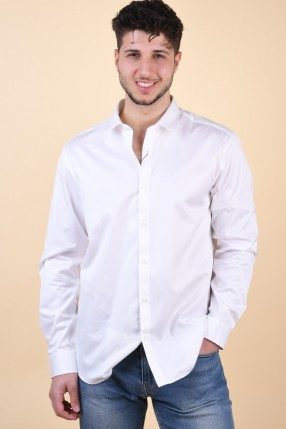 Camasa SELECTED Done Pelle Caracas White