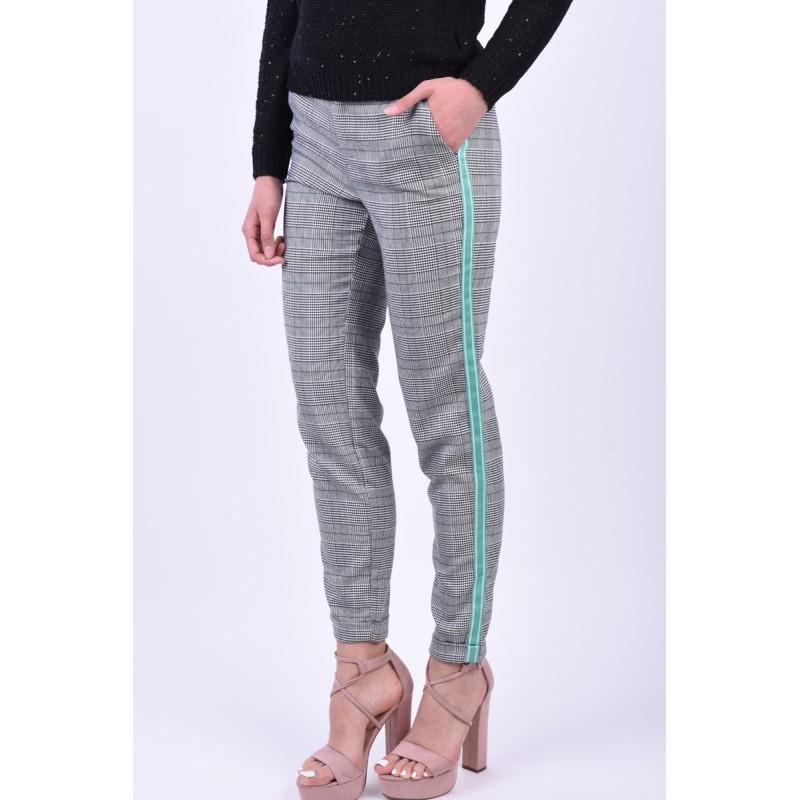 Pantaloni Lungi Vero Moda Maya Loose Gri