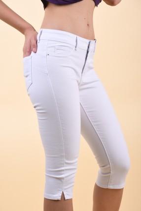 Pantaloni Scurti VERO MODA Hot Seven Nw Bright White