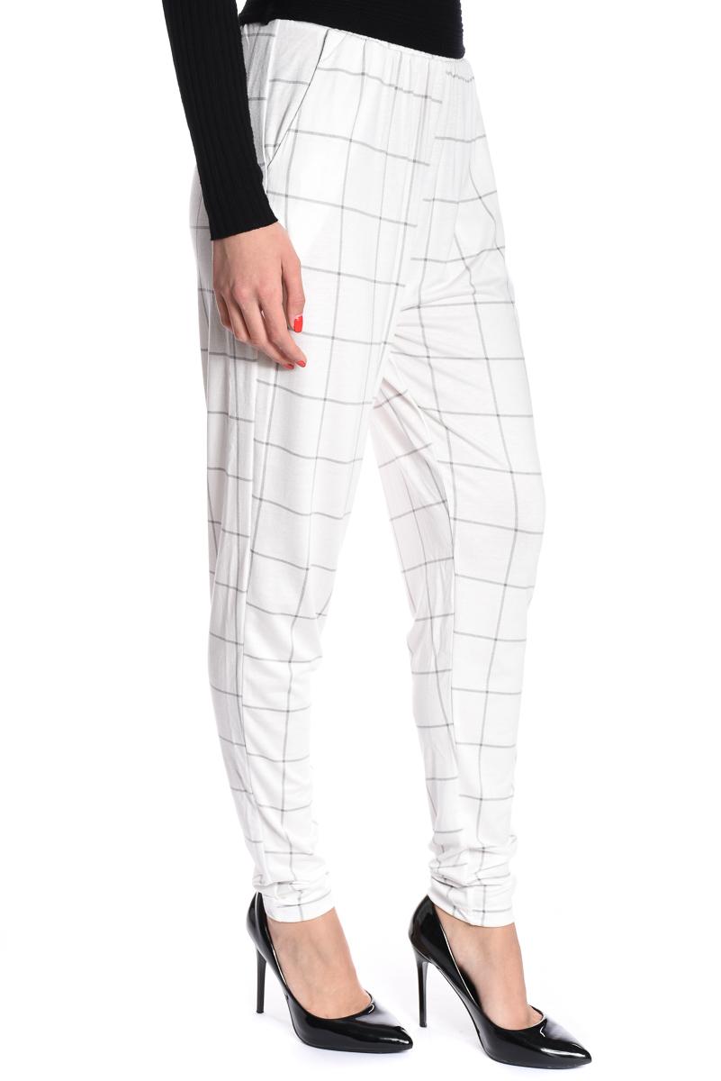 Pantaloni Lungi Vascoza B Young Regan Combi White