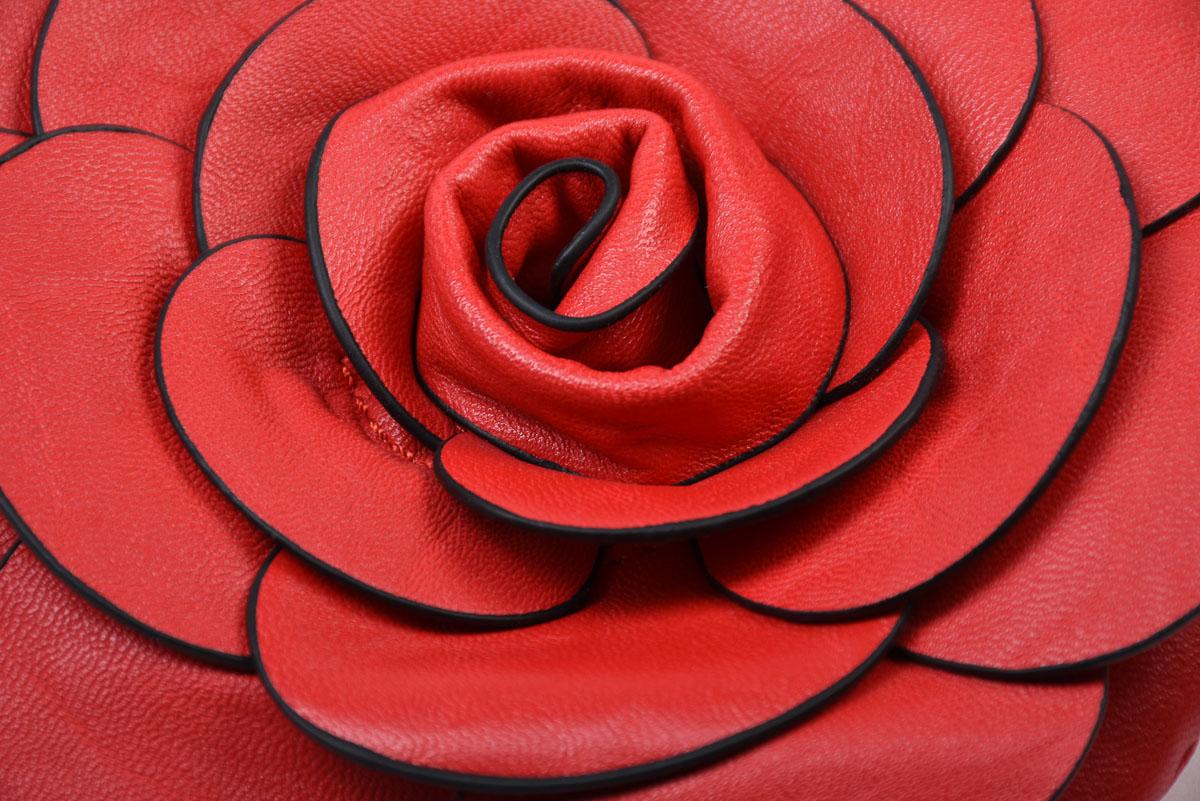 Poseta Dama Charmant 17-3770 Rosu