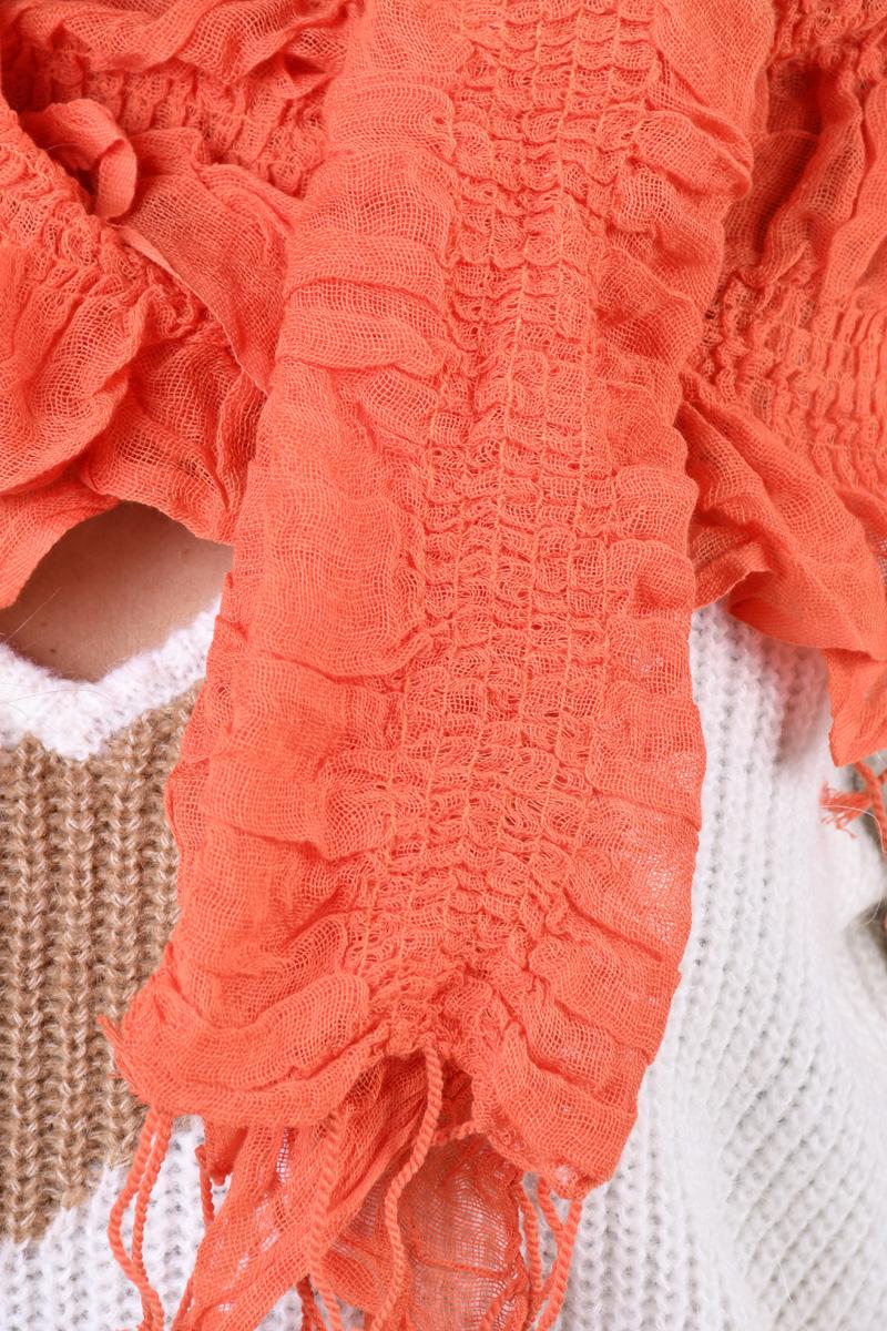 Esarfa Ciso 4004 Orange