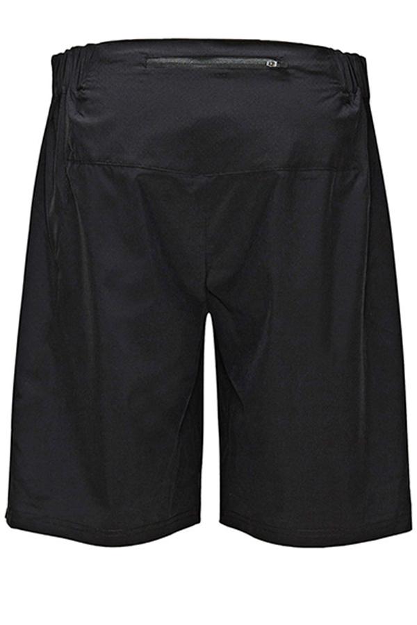 Pantaloni Scurti Sport JACK&JONES Cut Training Negru
