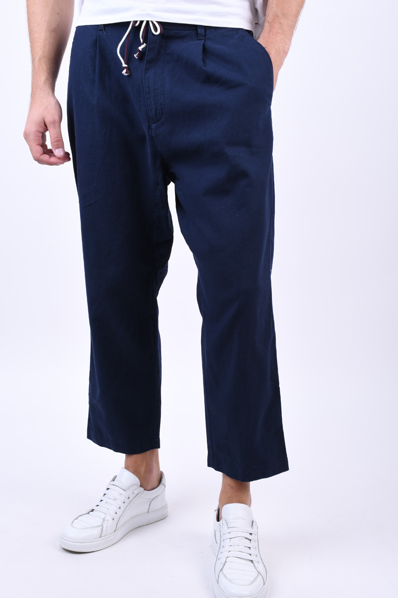 Pantaloni JACK&JONES Jjijeff Jjmario Vintage Indigo