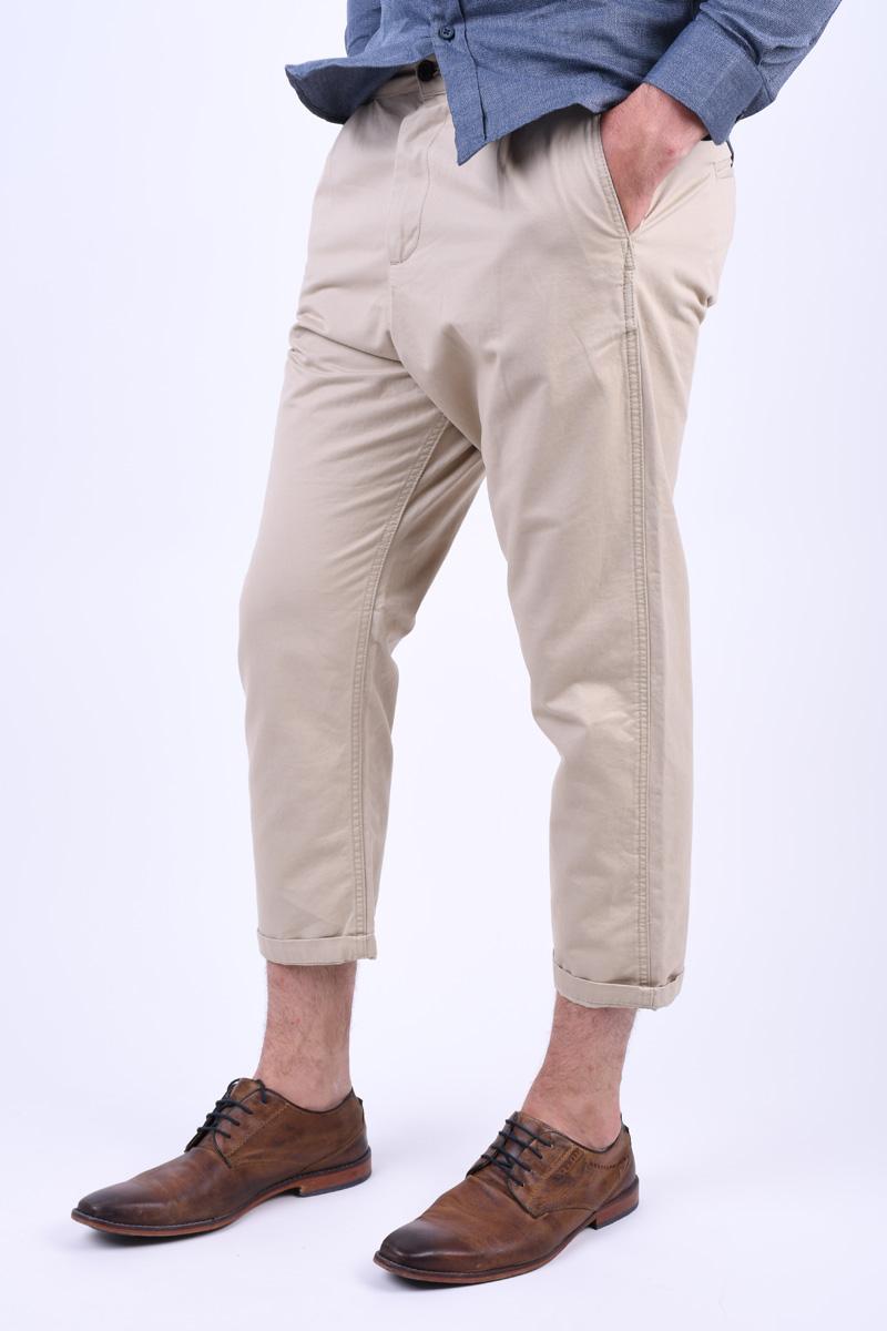 Pantaloni JACK&JONES Jeff Trendy White Pepper