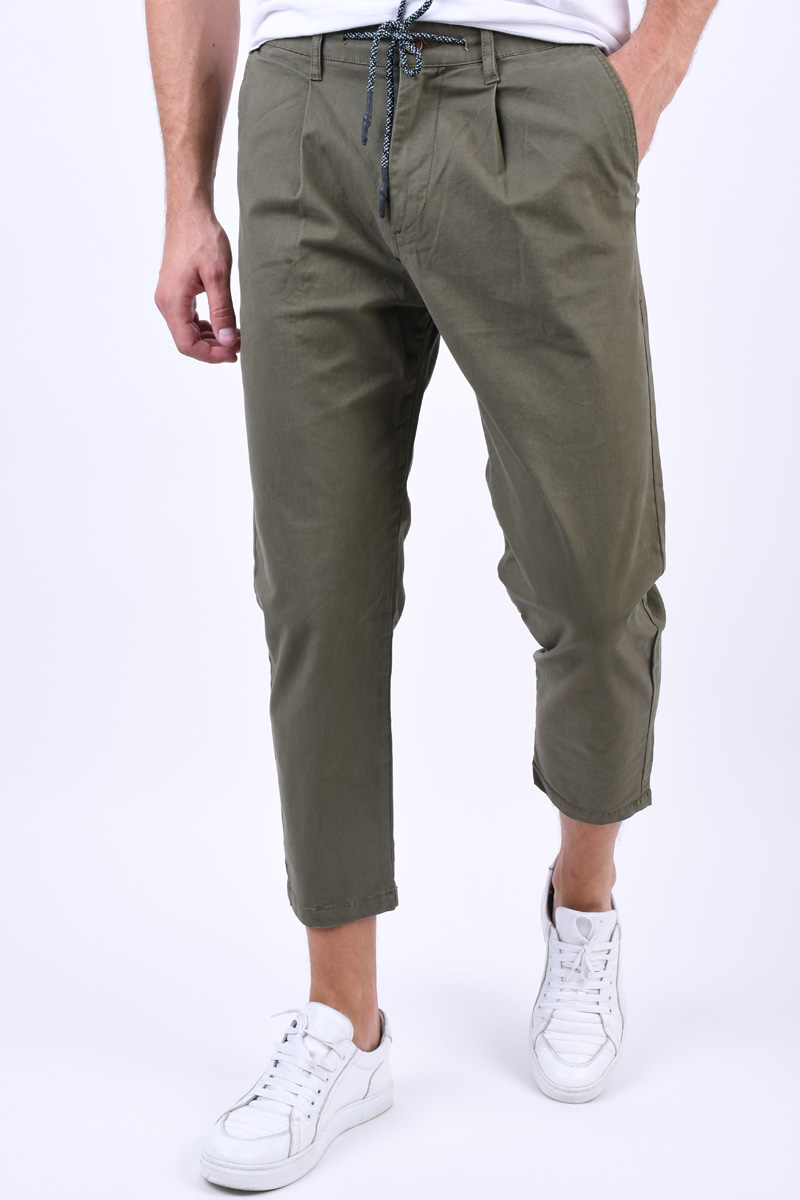 Pantaloni JACK&JONES Ace Jjarrow Olive Night