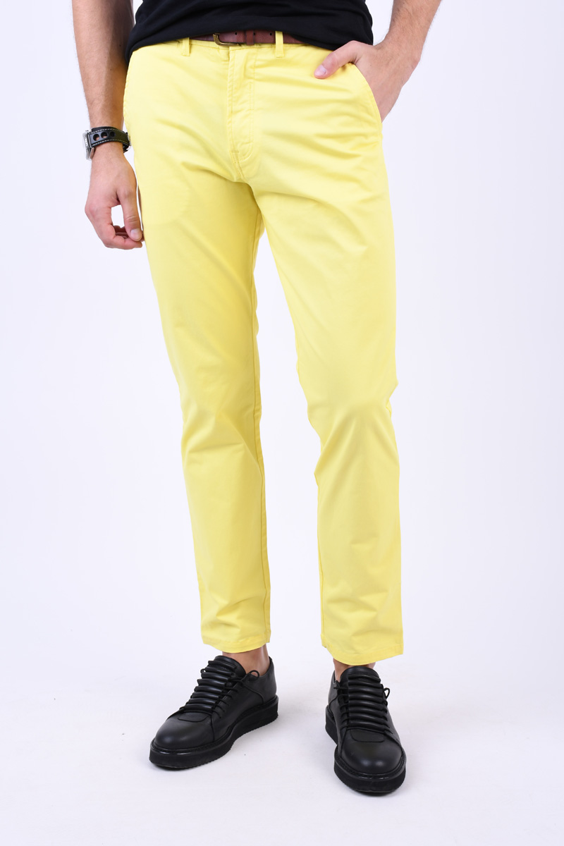 Pantaloni JACK&JONES Acody Jjspencer Goldfinch