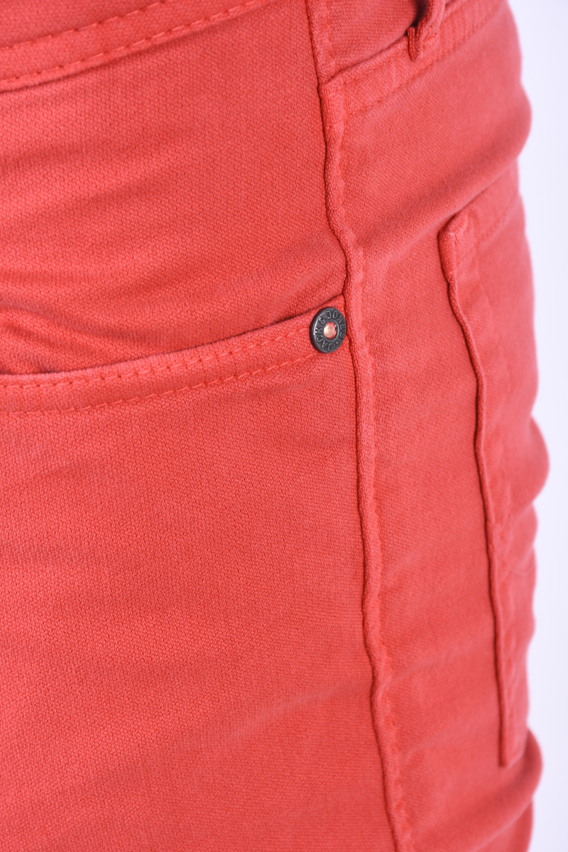 Pantaloni JACK&JONES Glen Jjoriginal Indi Baked Apple