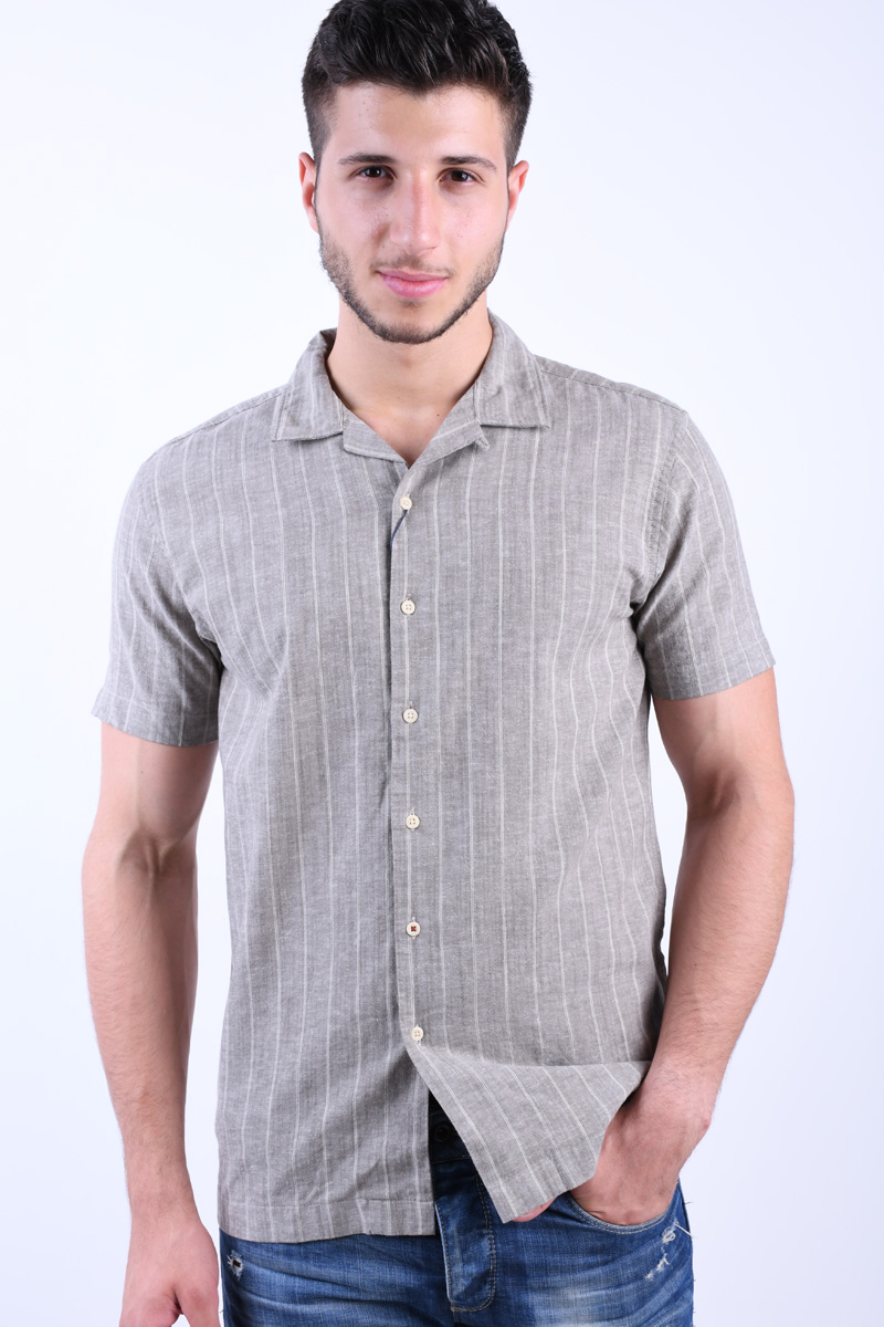 Camasa JACK&JONES Steve Resort Sea Turtle