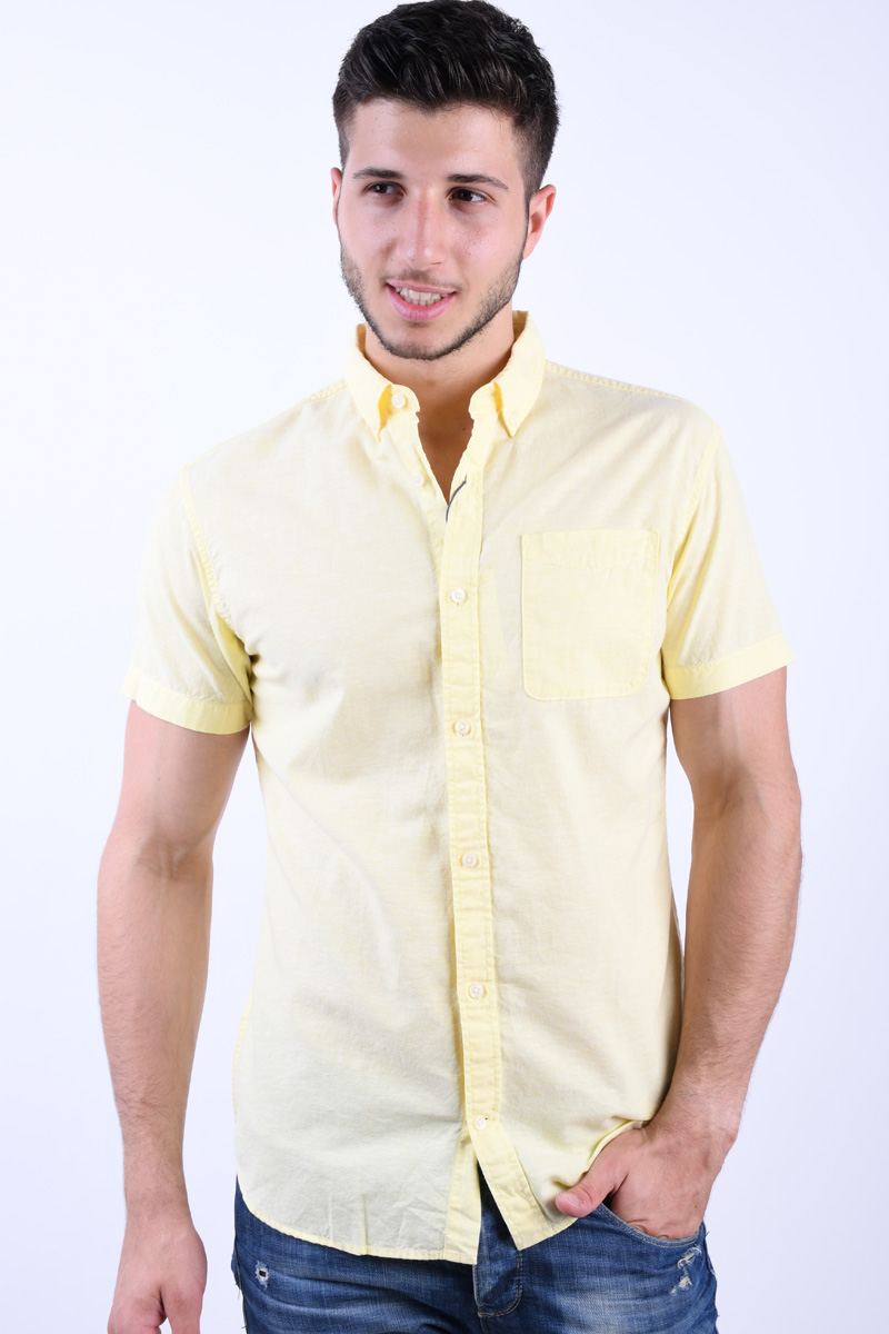 Camasa JACK&JONES Summer Goldfinch