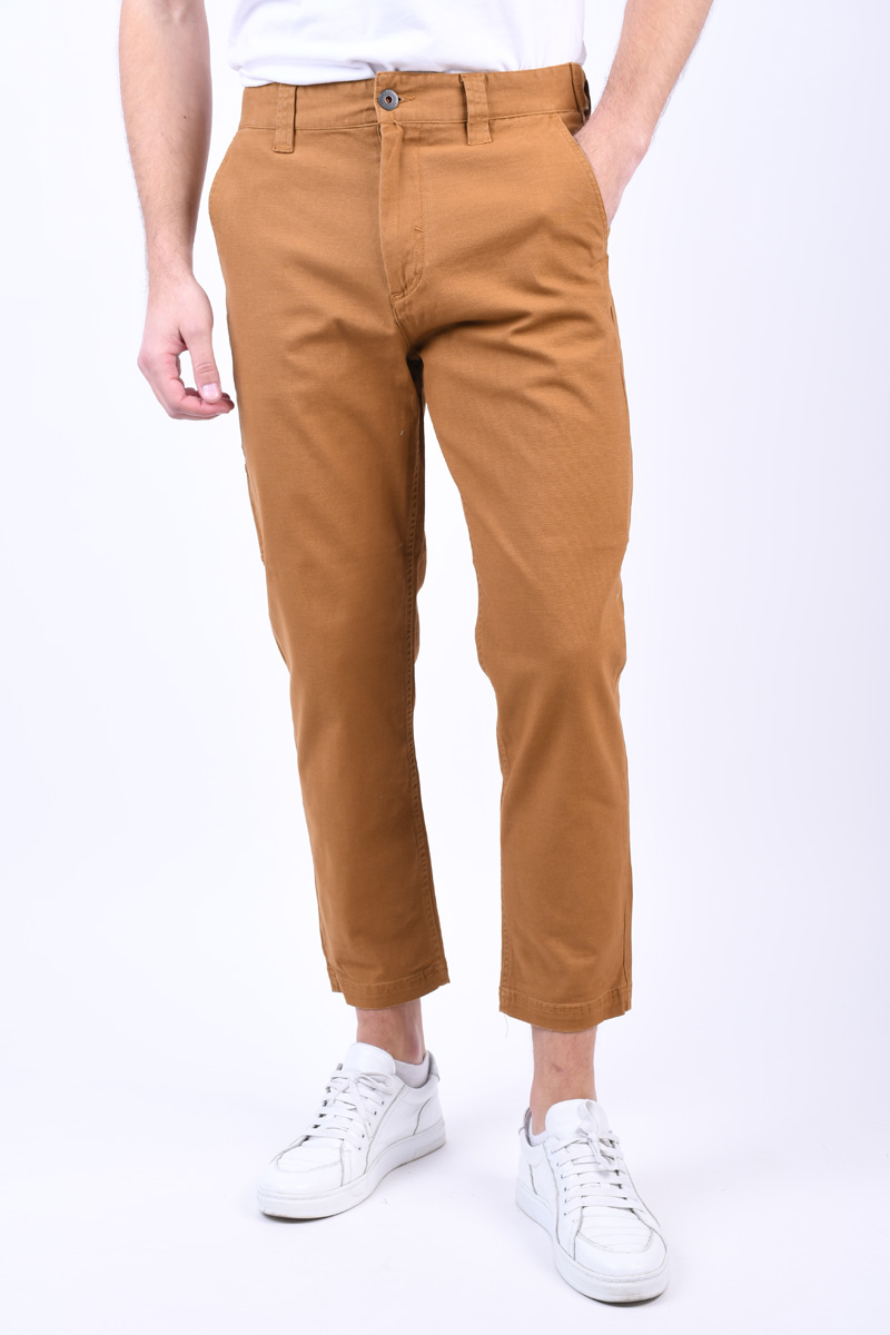 Pantaloni JACK&JONES Ace Worker Tan