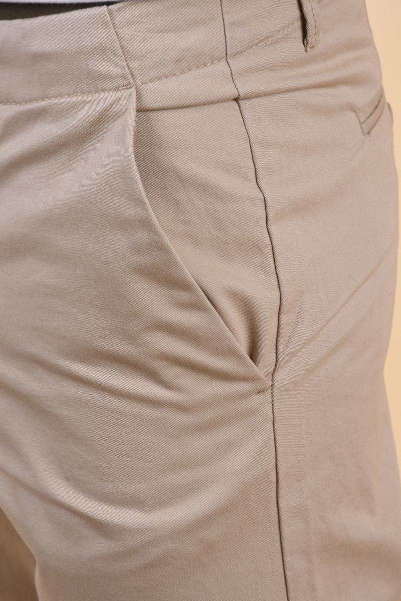 Pantaloni JACK&JONES Chris Akm789 White Peper