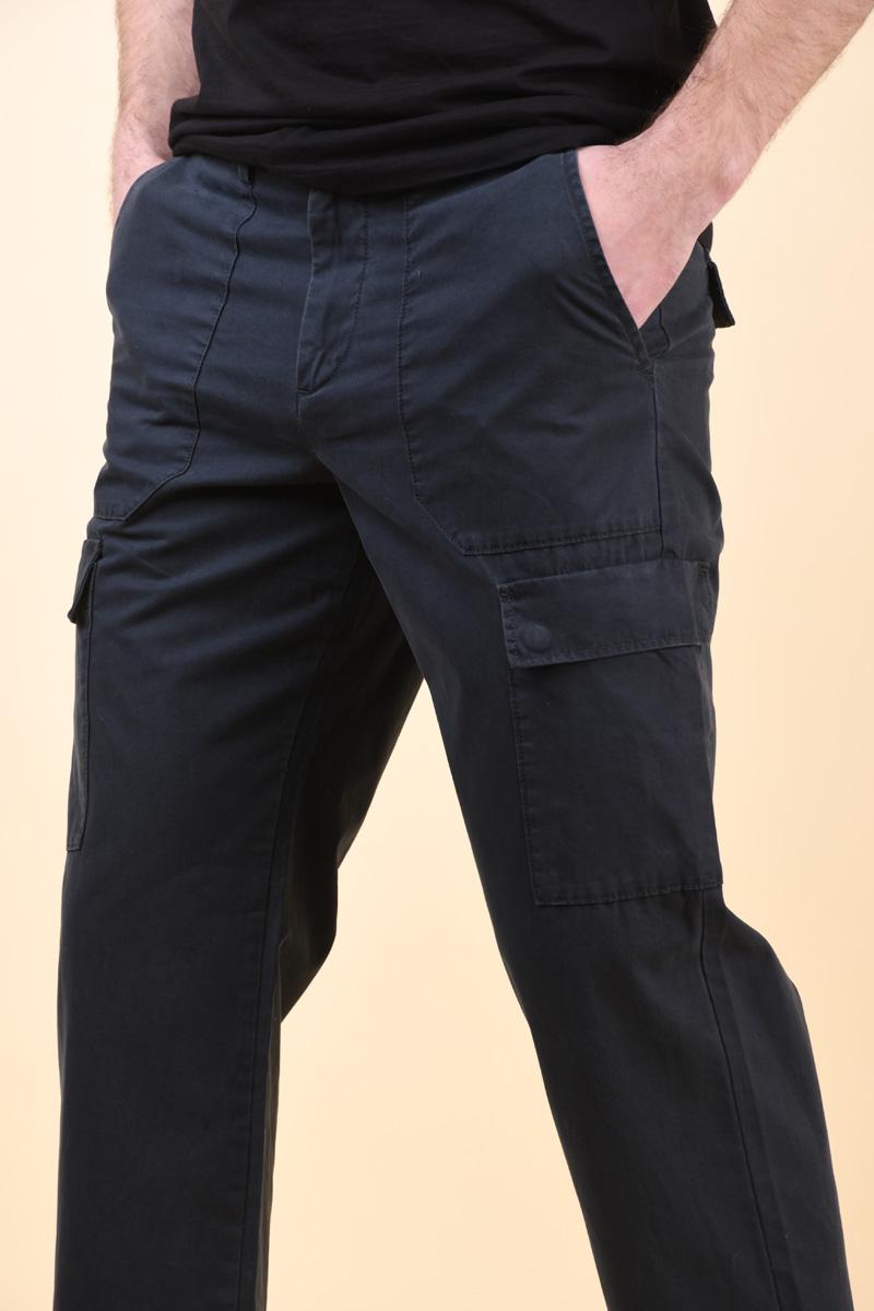 Pantaloni JACK&JONES Ace Charlie Akm791 Caviar