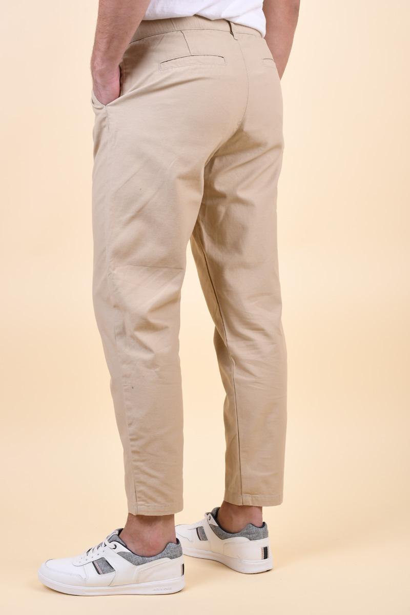Pantaloni JACK&JONES Baloon White Peper