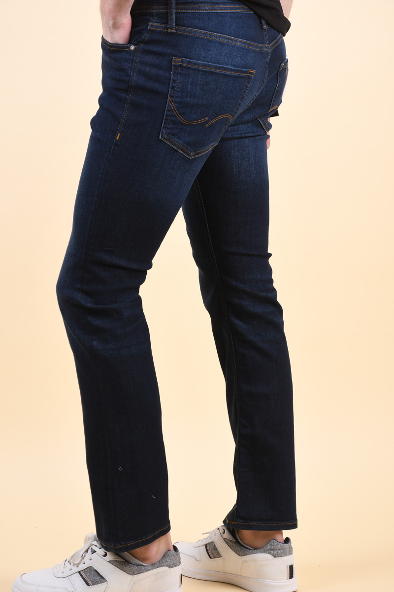 Blugi JACK&JONES Jake Am777 Blue Denim
