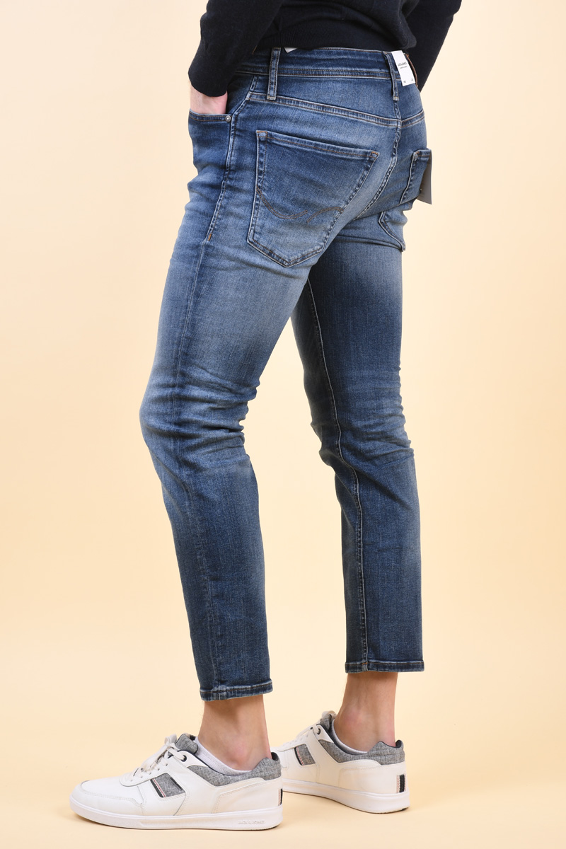 Blugi JACK&JONES Tim Jos107 Blue Denim