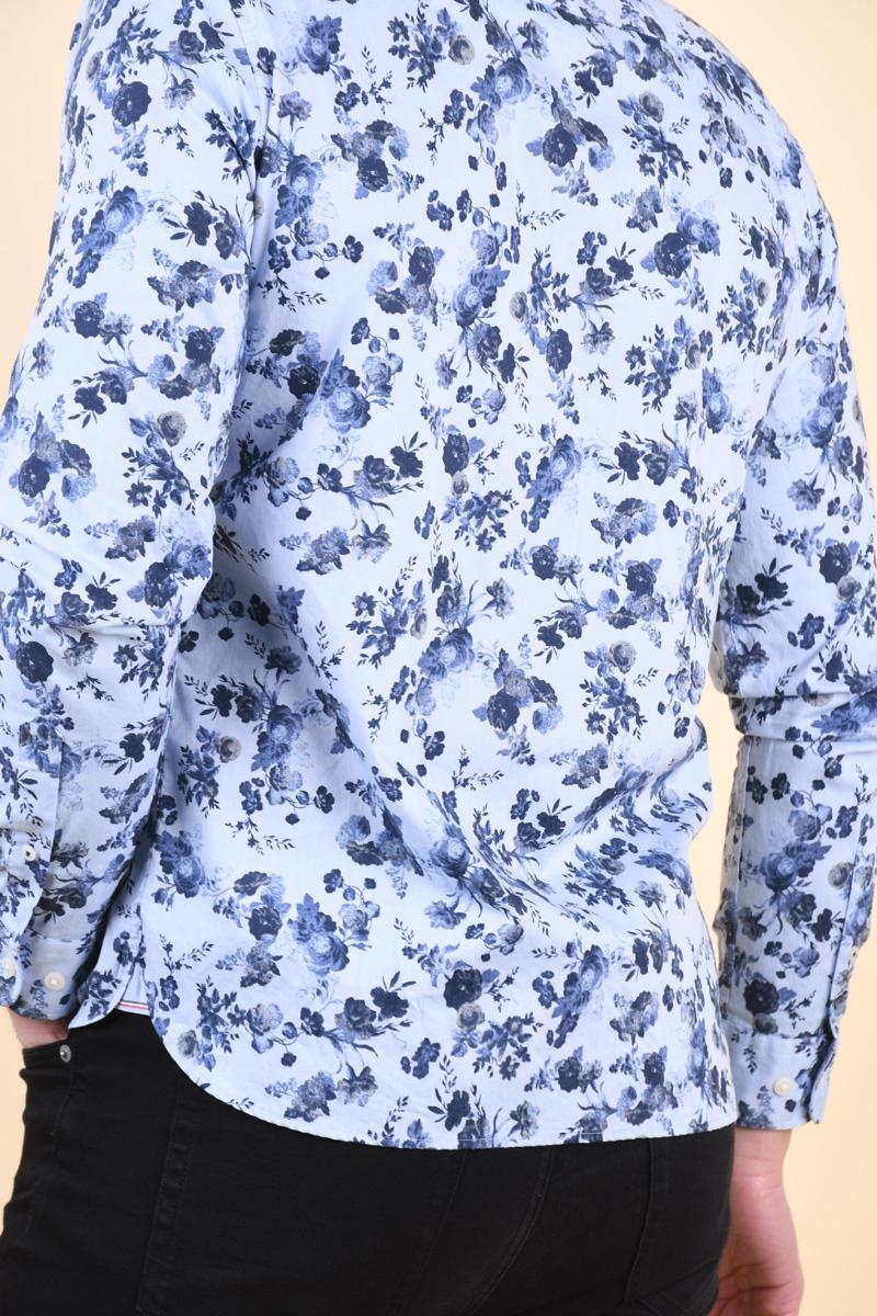 Camasa JACK&JONES Classic Oxford Cashmere Blue