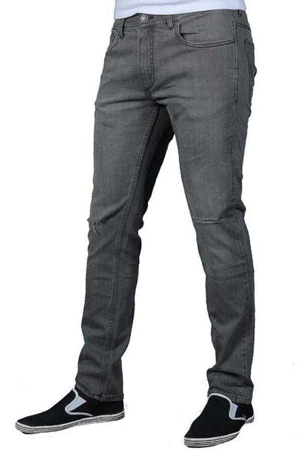 Blugi JACK&JONES Ben Original Akm 049 Skinny Fit Grey Benim