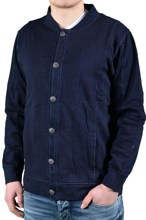 Cardigan Barbati Jack&Jones Rise Sweat Dark