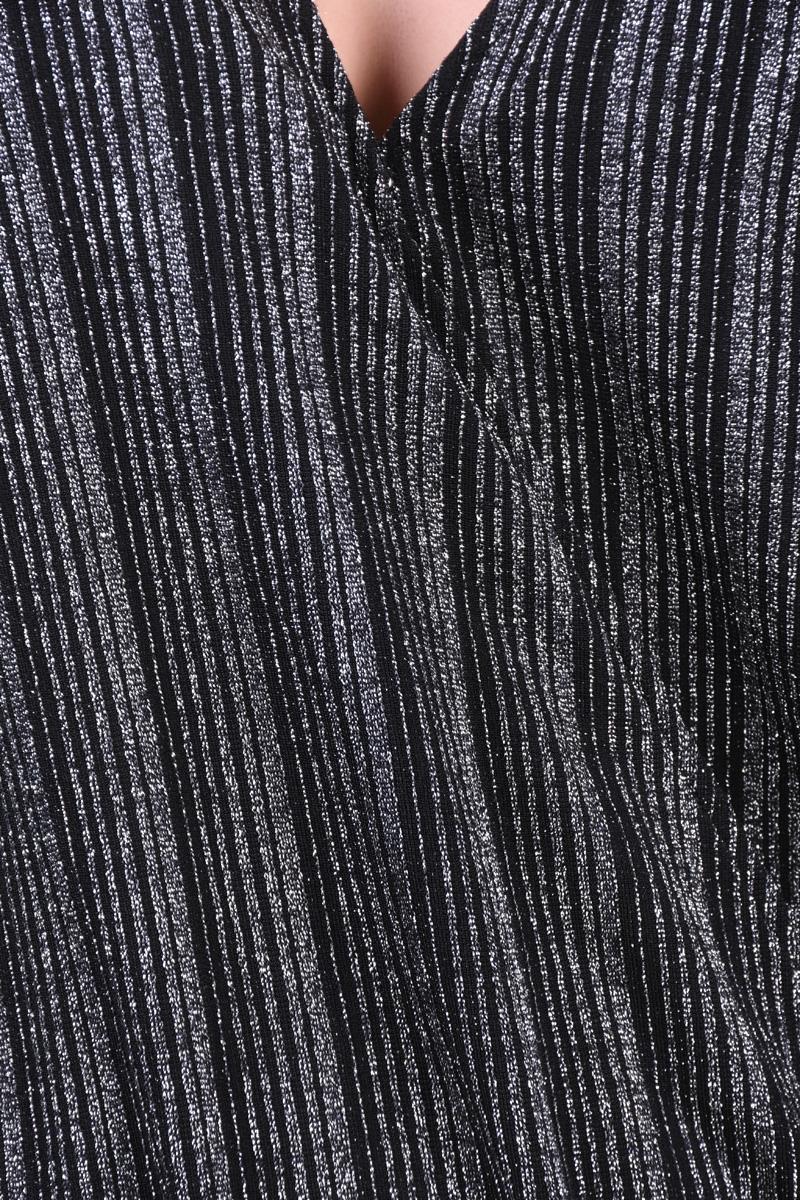 Salopeta JUNAROSE Nayla 3/4 Black