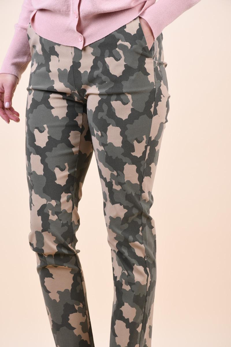Pantaloni NOISY MAY Bassi Hw Nomad Camo