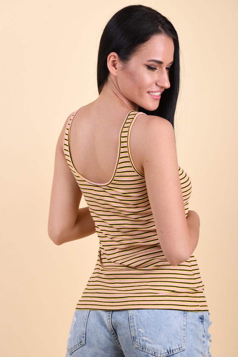 Maieu NOISY MAY Else Mellow Stripes Black Dandelino