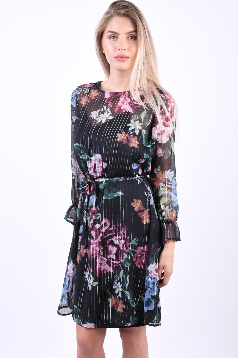 Rochie Florala OBJECT Ana Negru