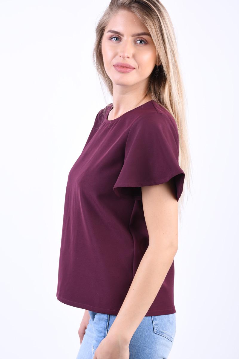 Bluza OBJECT Novella Visiniu