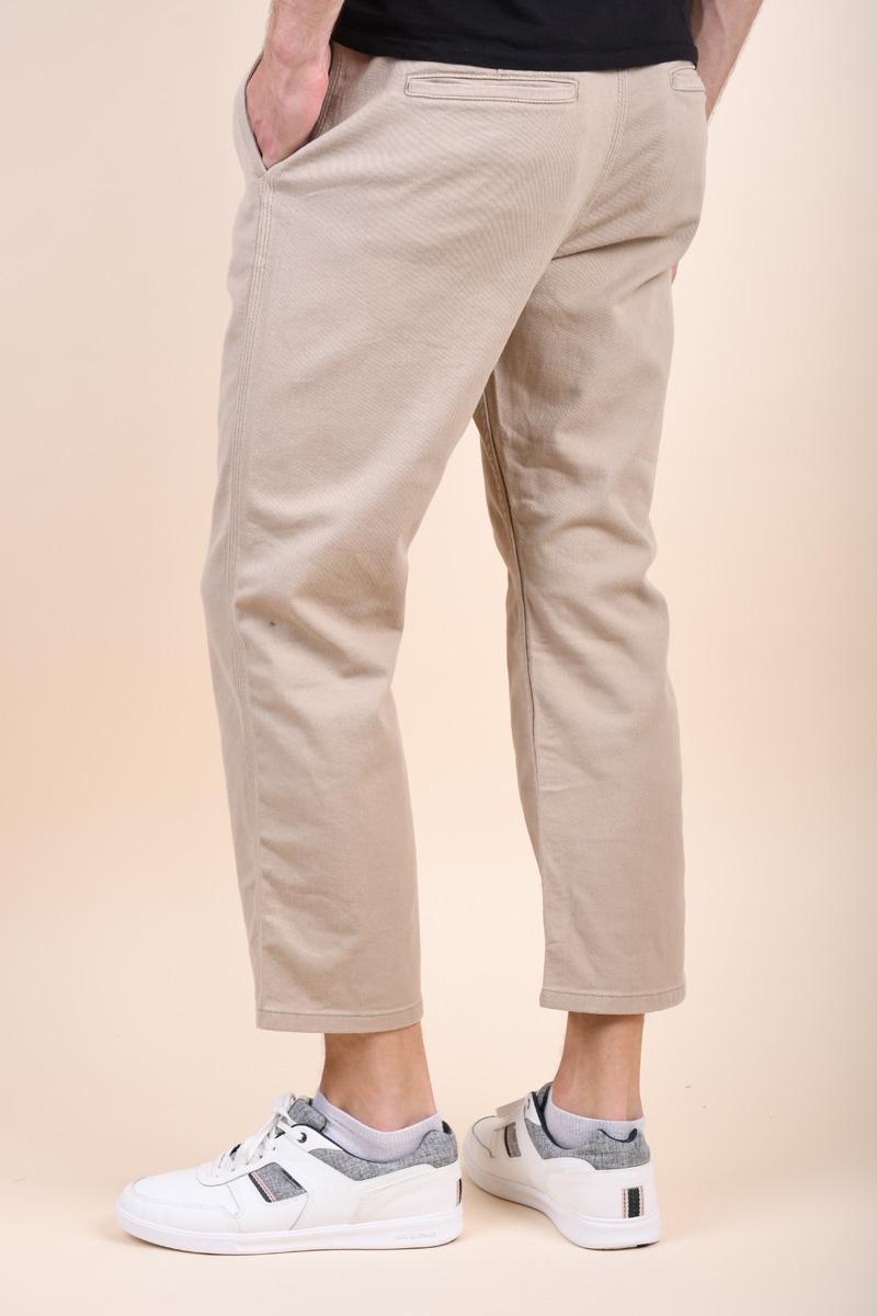 Pantaloni ONLY&Sons Nashwill Chino Chinchila