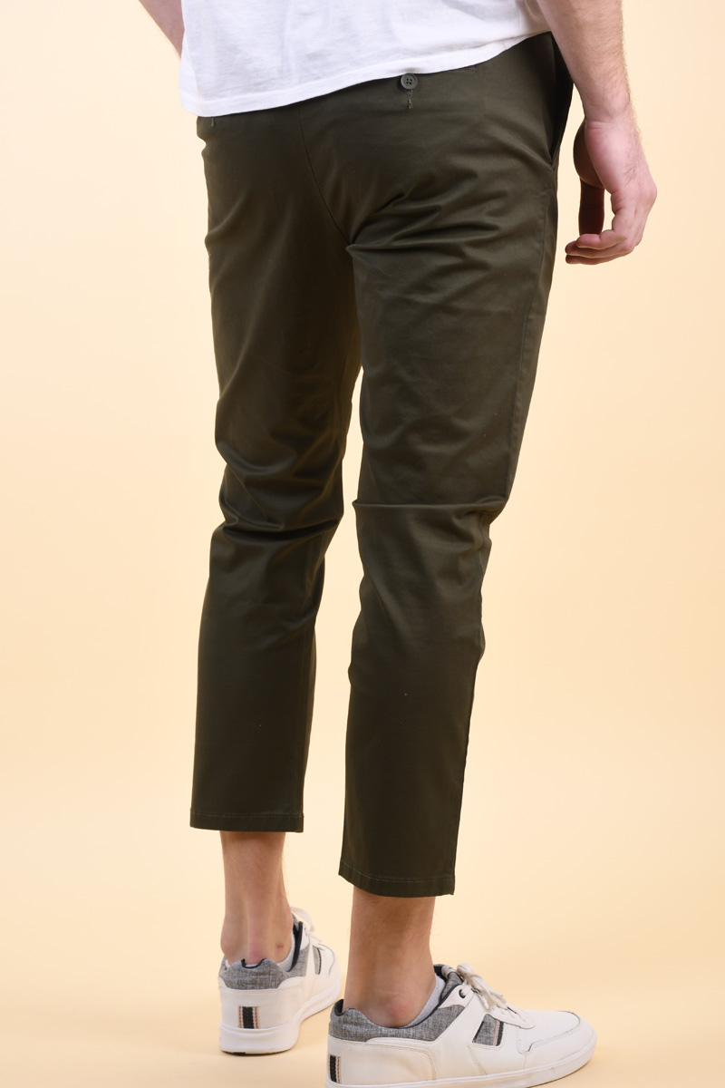 Pantaloni ONLY&Sons Cam Chino Forest Night
