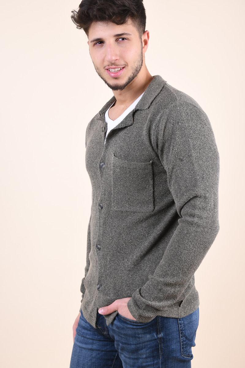 Cardigan ONLY&Sons Ted Vetiver