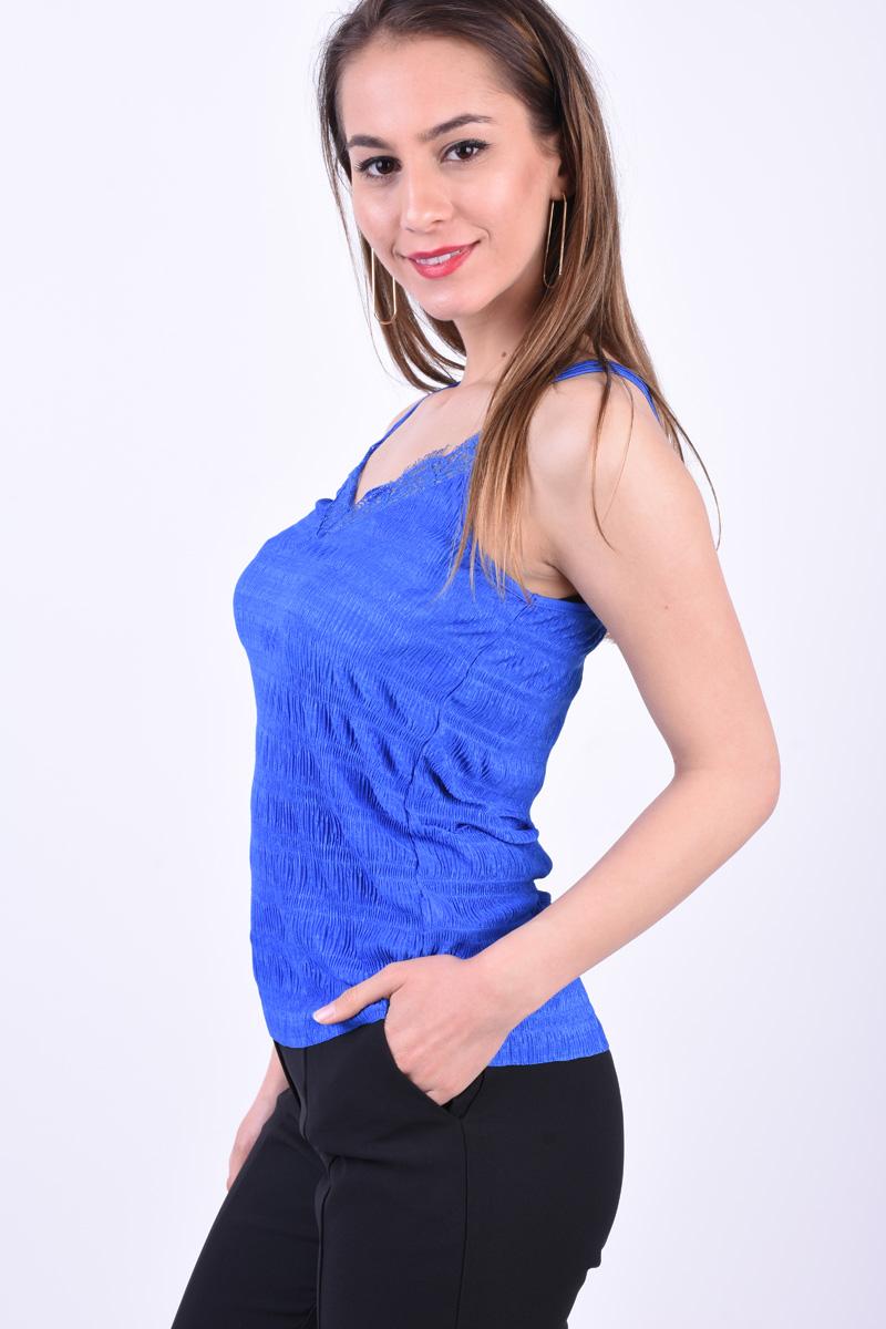 Maieu PIECES Olivia Slip Victoria Blue