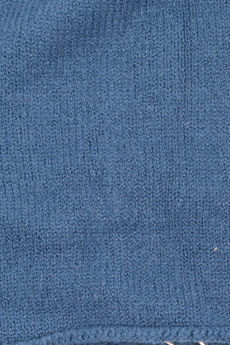 Caciula PIECES Kayou Oversize Hood Majolica Blue