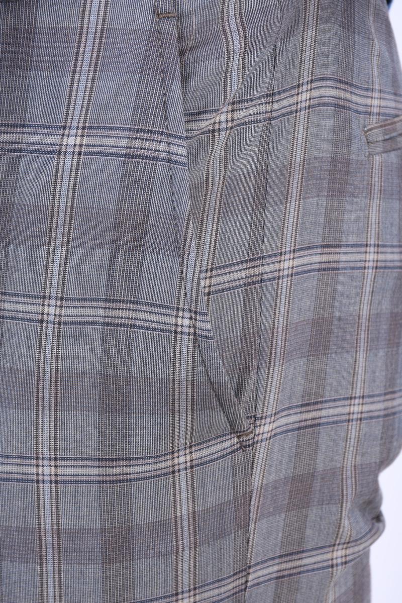 Pantaloni Carouri SELECTED Slim-Riclogan Sand
