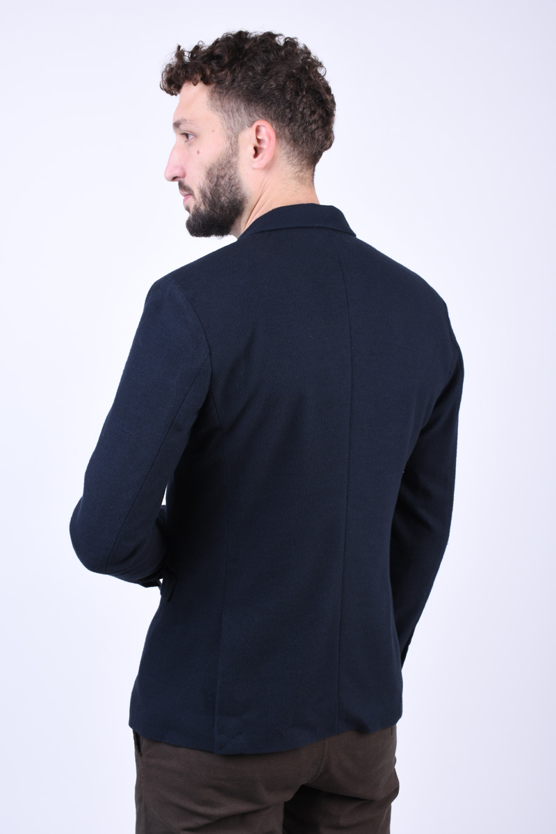 Sacou Slim SELECTED Cut Dark Navy