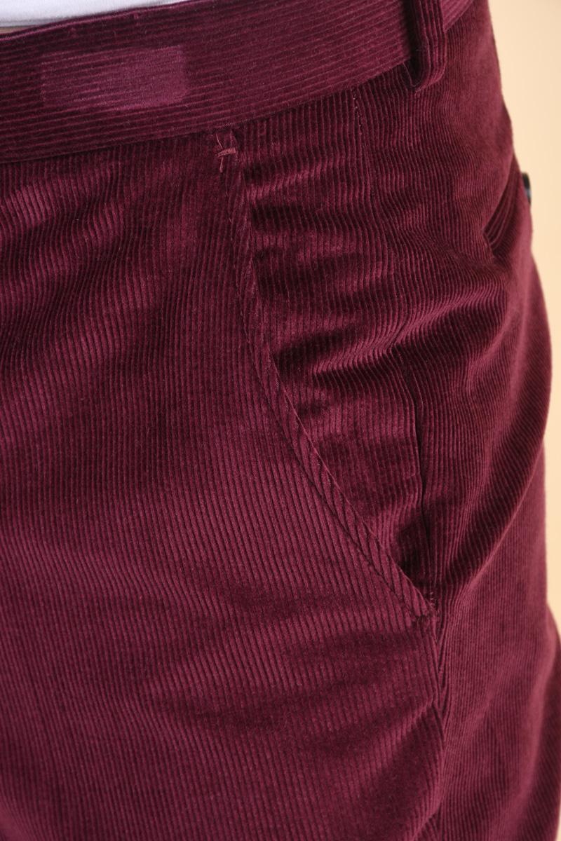 Pantaloni SELECTED Slim-Mylolind Port Royale