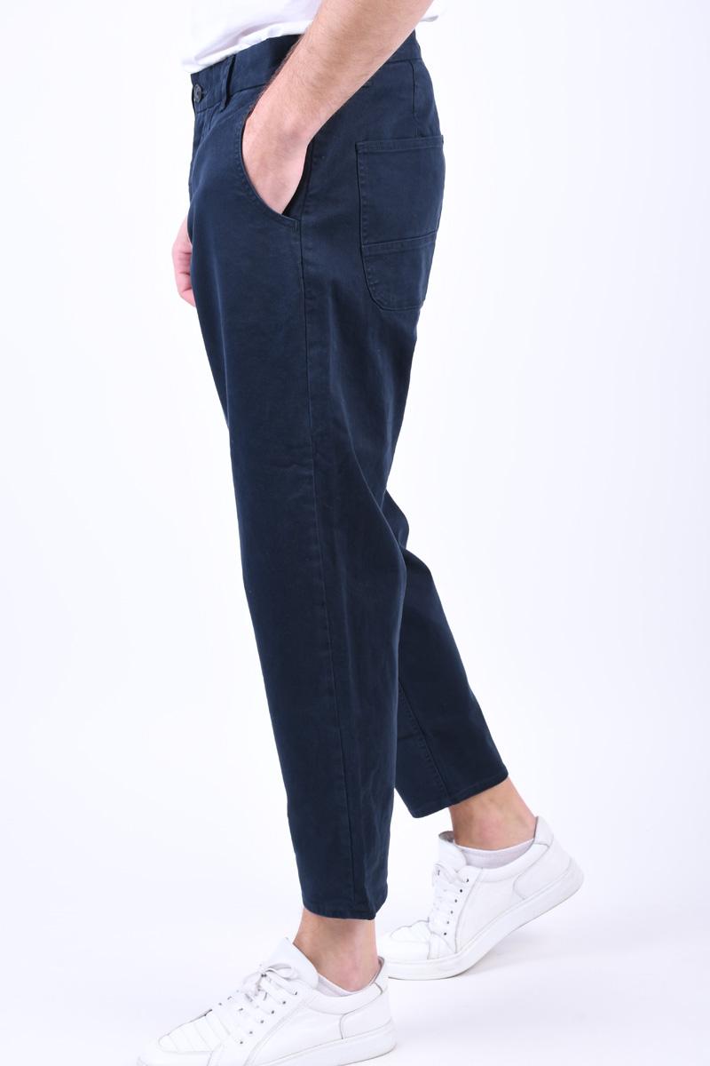 Pantaloni SELECTED Special-Charles Dark Sapphire
