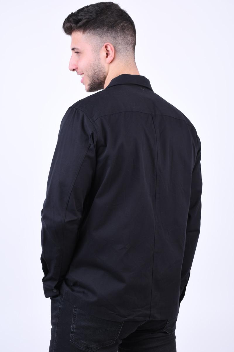 Camasa SELECTED Looseluke Black