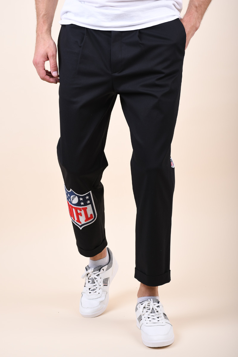Pantaloni SELECTED Hopkins Black
