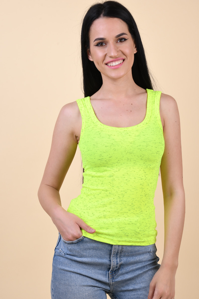 Maieu Sister Point Gaya-Ta Neon Yellow