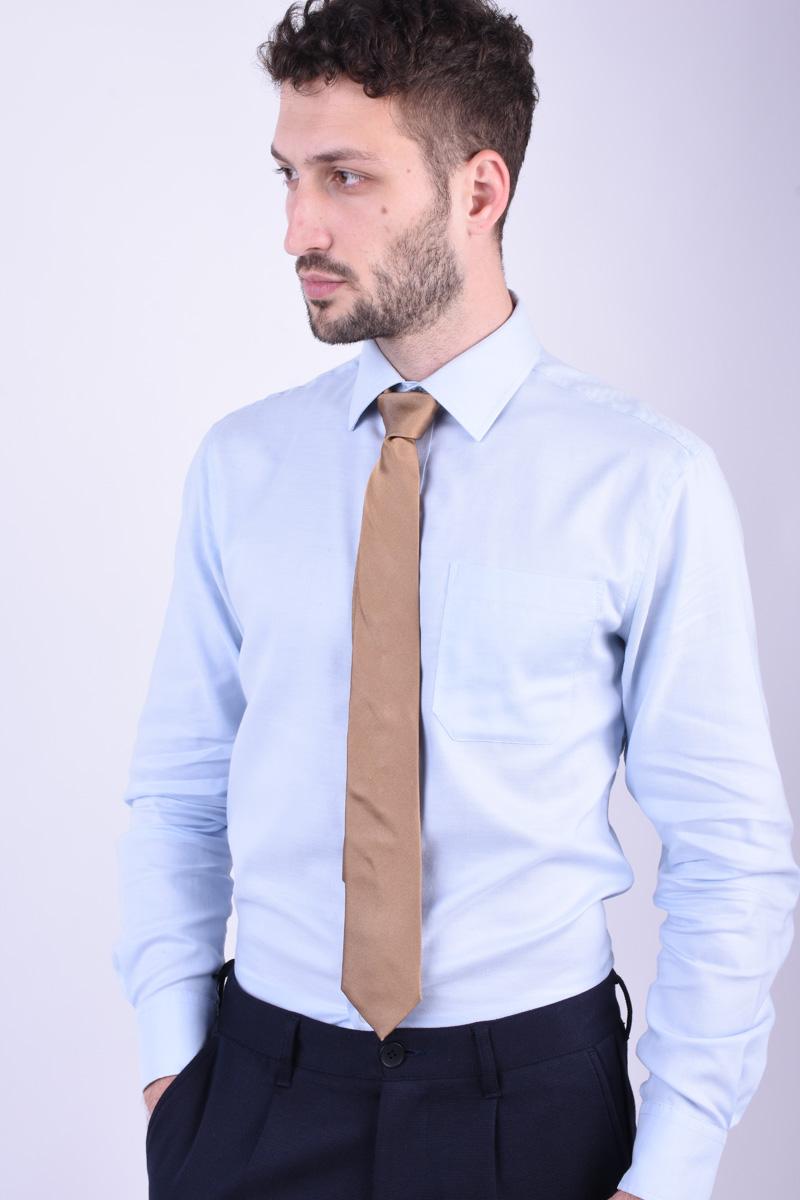 Cravata Tiger T1265-1100 T Auriu