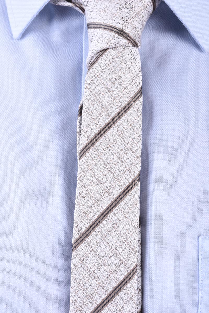 Cravata Tiger T1260-1212 T Bej